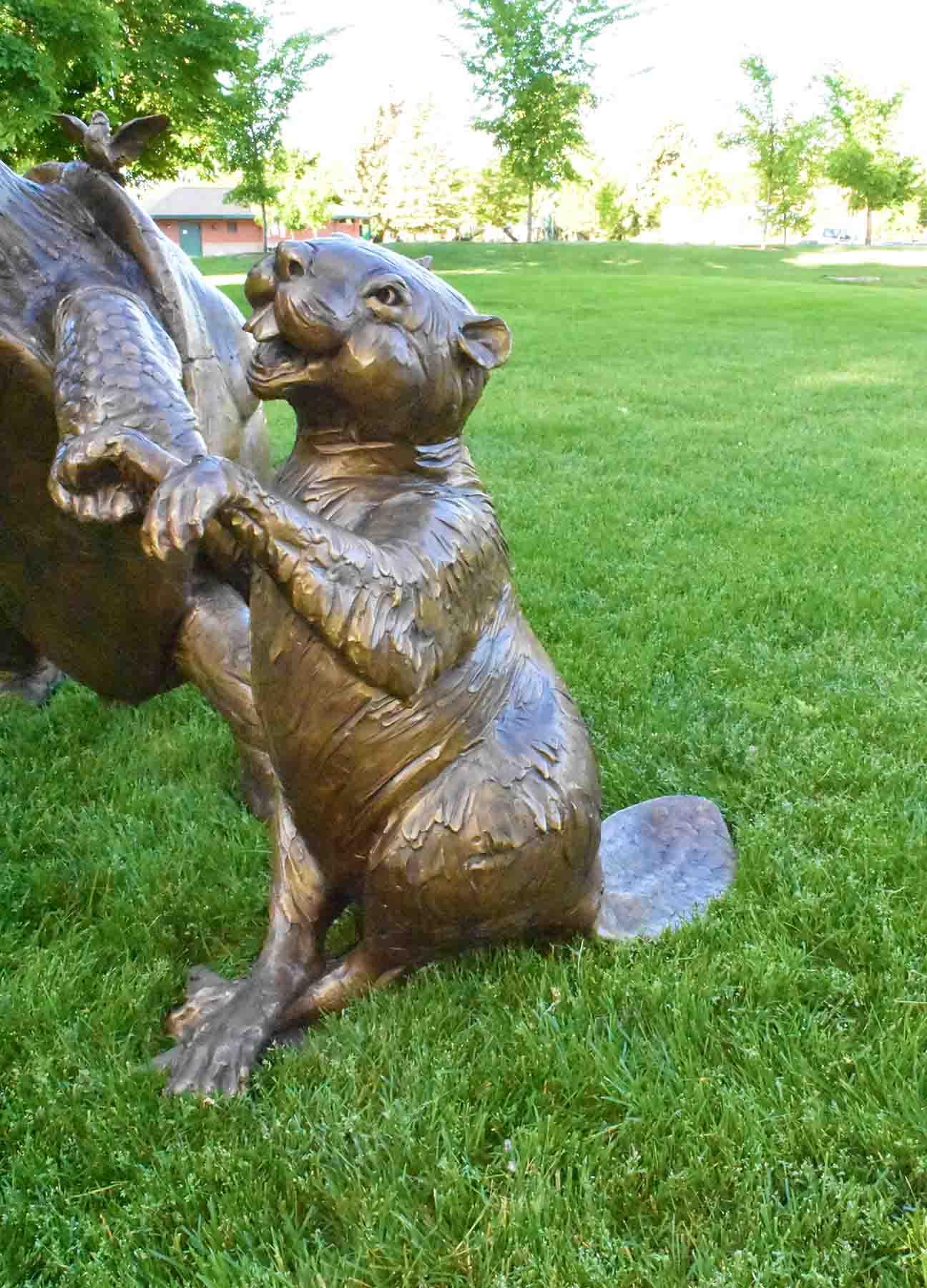 Beaver - web