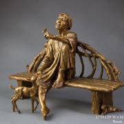 St Francis maquette 1 web