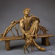 St Francis maquette 3 web